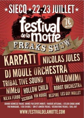 Festival de la Motte 2011