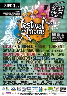 Festival de la Motte 2010