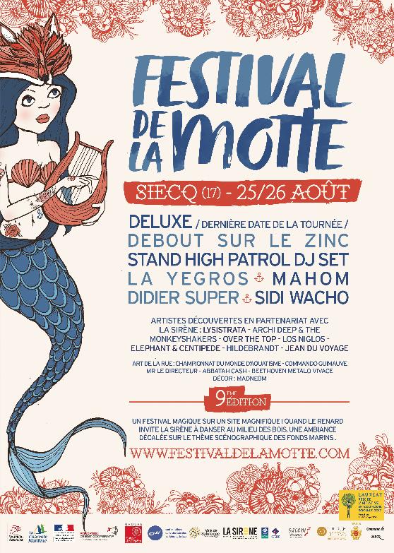 Festival de la Motte 2019