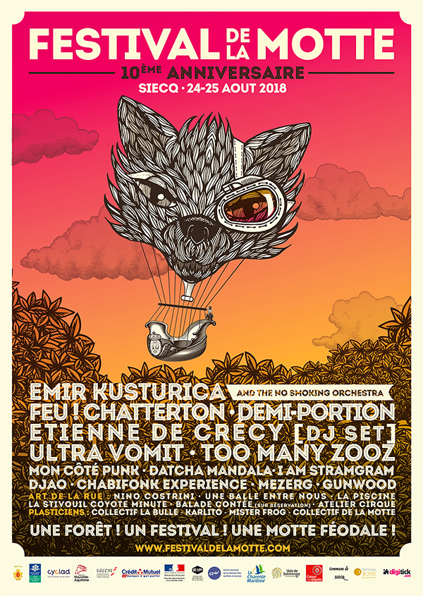 Festival de la Motte 2018