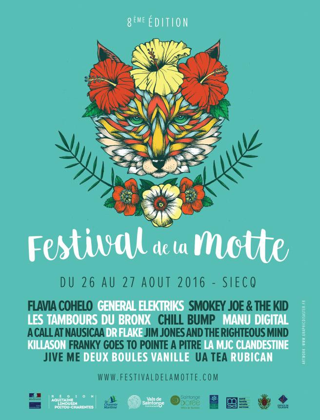 Festival de la Motte 2016