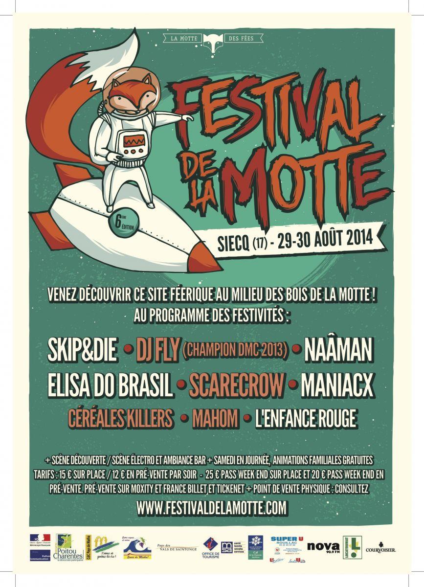 Festival de la Motte 2014