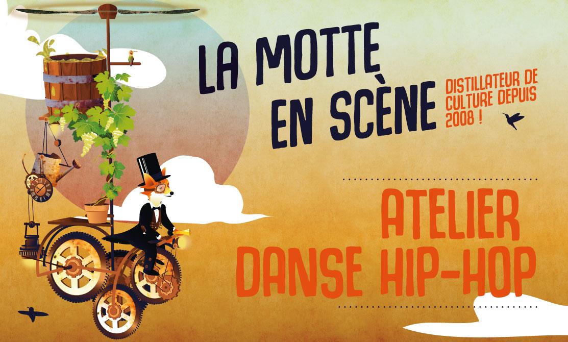 atelier de danse hip hop