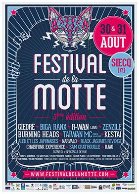 Festival de la Motte 2013