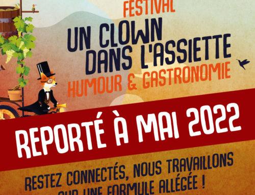 Report du festival Un Clown dans l'Assiette